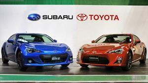 Habrá segunda generación del Toyota 86 y Subaru BRZ