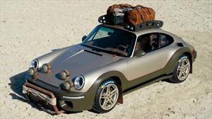 RUF Rodeo Concept es un 911 con capacidades off-road