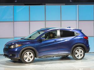 Honda HR-V 2016, el hermano menor del CR-V