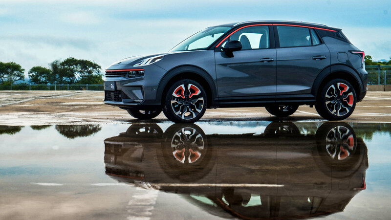 Lynk & Co. 06 2021, el modelo chino que adelanta los próximos Volvo