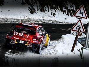 Sebastian Ogier gana el Rally de Montecarlo, debutando en Citroën