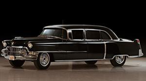 El Cadillac Fleetwood 1955 de Elvis a subasta