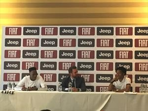 Yerry Mina se une a la familia Fiat en Colombia
