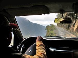 Top 10: Las carreteras más peligrosas del planeta