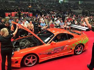 Toyota Supra de Rápidos y Furiosos es vendido en $185,000 dólares