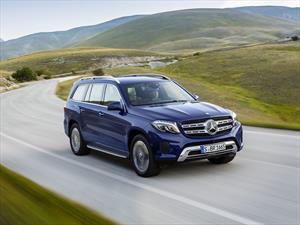 Mercedes-Benz GLS, la Clase S de las SUV