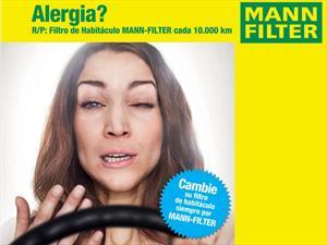 MANN-FILTER lanza su nueva campaña publicitaria