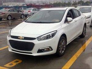 Así es el nuevo Chevrolet Cruze  2015