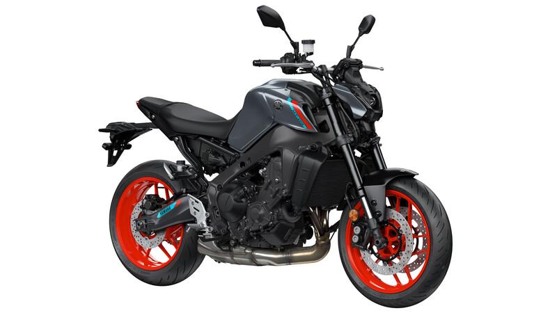 Así es la nueva Yamaha MT-09 2021