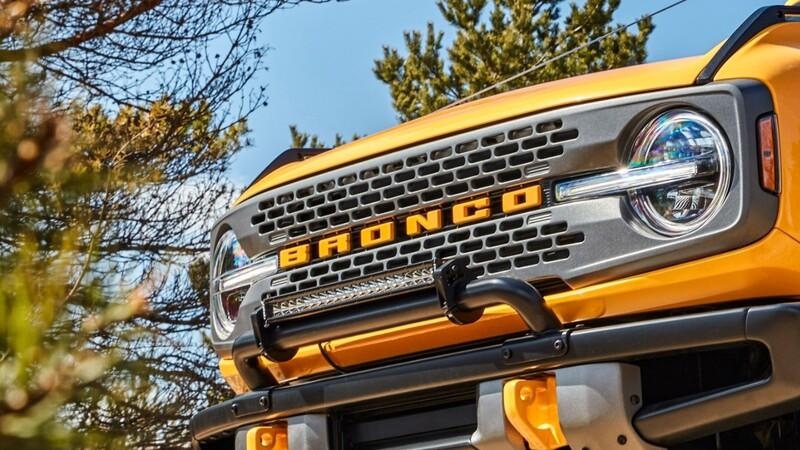 Con la reaparición del Bronco, una vez más, Ford le declara la guerra a Jeep