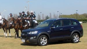 Nuevo Chevrolet Captiva llegó a Argentina