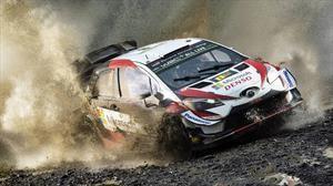 WRC Rally de Gran Bretaña 2019 otra para Tänak