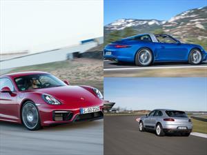 Porsche, gran ganador de los Premios Volante de Oro 2014