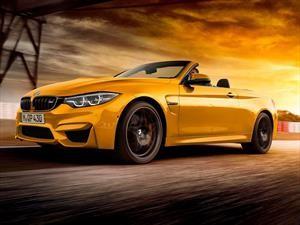 BMW M4 Convertible Edición 30 Años 2019 se presenta