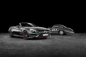 Mercedes-Benz SL 417 Mille Miglia, el mejor homenaje
