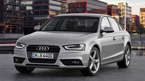 Audi A4 2013 primeras imágenes