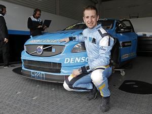 WTCC: Néstor Girolami será piloto de Volvo