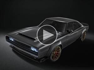 Video: Dodge Super Charger 1968, retro y poderoso