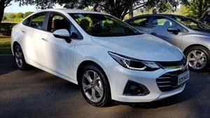 Chevrolet Cruze Premier 2020 se presenta