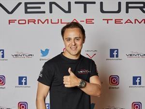 Felipe Massa vuelve del retiro pero para correr en la Fórmula E