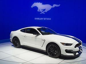 Ford Mustang Shelby GT350 2016, la leyenda continua