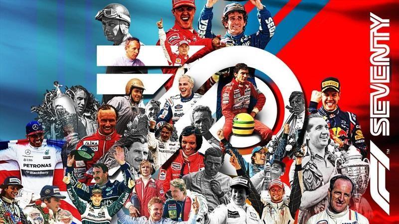 En 2020, la Fórmula 1 celebra 70 años de su primer carrera