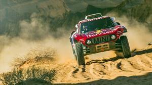 Dakar 2020, Etapa 6: MINI al frente
