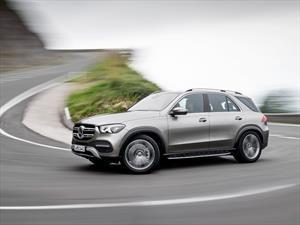 Mercedes-Benz GLE 2020: explora el mundo semihíbrido