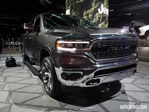 RAM 1500 2019, pick up poderosa