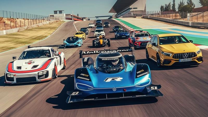 Top Gear: el mejor video de autos de 2019