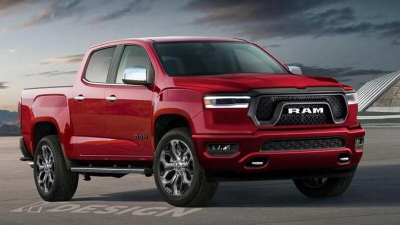 Los rumores no cesan, la RAM Dakota podría llegar en 2022