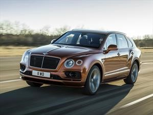 Bentley Bentayga Speed confirma que es el SUV más poderoso y rápido del mundo