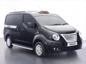 Nissan NV200, el nuevo taxi londinense