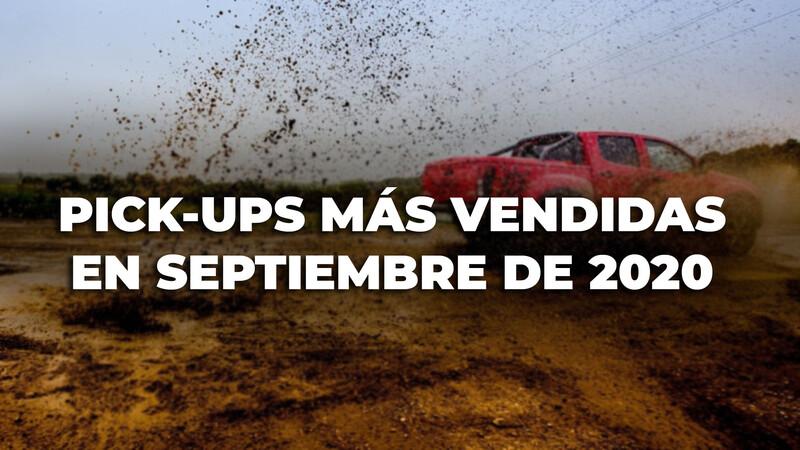 Top 10: Las pick-ups más vendidas de Argentina en septiembre de 2020