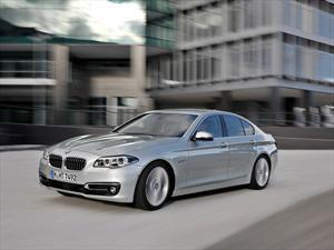 BMW Serie 5 2014 se presenta