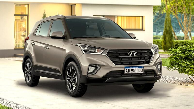Hyundai Creta se renueva en Argentina
