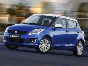 Suzuki Swift llegó a los 5 millones de unidades vendidas