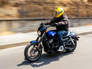 Harley-Davidson Street 750 2016, a prueba