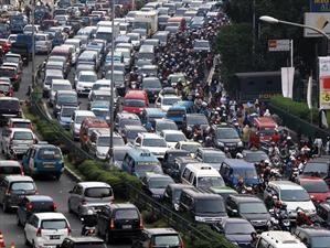 Caracas es una de las ciudades con más tráfico en 2017