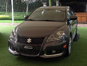 Suzuki Kizashi Edición Especial 2016 llega a México en $374,500 pesos