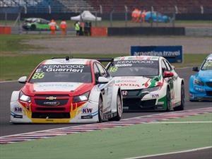 WTCC, GP de Argentina 2017: Guerrieri se destacó pero no alcanzó