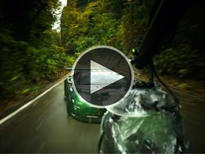 Ford Mustang Vs Lamborghini Murciélago, el detrás de cámaras