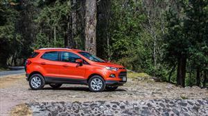 Ford llevará sus SUV´s pequeñas a nuevos mercados