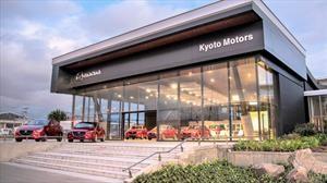 Nueva sala de ventas y taller de Mazda en Bogotá