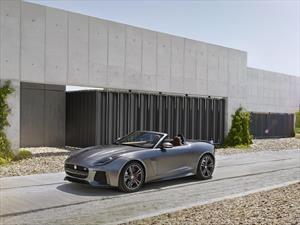 Jaguar F-Type SVR es el mejor convertible de 2017