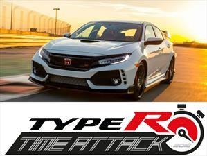 Civic Type R Time Attack 2018, el reto de Honda para lograr más récords en pista