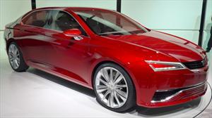 SEAT IBL Concept debuta en el Salón de Frankfurt 2011