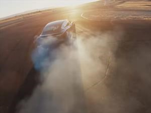 Video: Tesla Model 3, capaz de destronar a una Ferrari