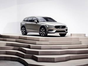 Volvo V60 Cross Country 2019 debuta