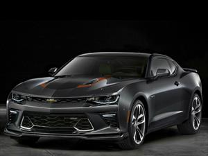 Chevrolet Camaro 50th Anniversary Edition debuta